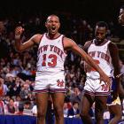 After honoring Jabbar, Jackson had one of his best games of the season -- including a late-game three-point play. Jackson started in 72 games for the Knicks that season and had a career-high 16.9 points per game.